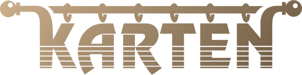 Karten producent karniszy i rolet - logo